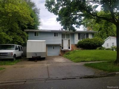 Lansing Single Family Home For Sale: 4008 Wainwright