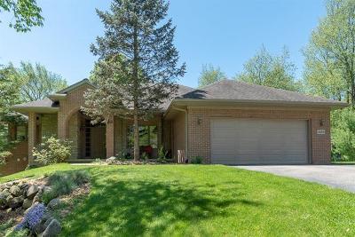 Dexter Single Family Home Contingent - Financing: 4259 Sandhill Ln