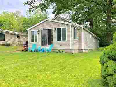 Manitou Beach Single Family Home For Sale: 7109 Walnut Hill