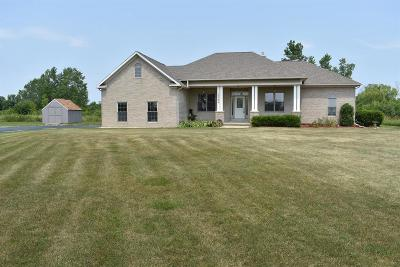 Milan Single Family Home For Sale: 10134 Stony Creek Rd