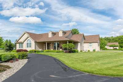 Single Family Home For Sale: 2675 Pfister
