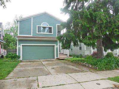 Ann Arbor Single Family Home For Sale: 925 Woodlawn Ave