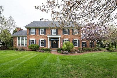 Washtenaw County Single Family Home Contingent - Financing: 5619 Overbrook Dr