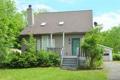 Ann Arbor Single Family Home For Sale: 1318 Jewett St