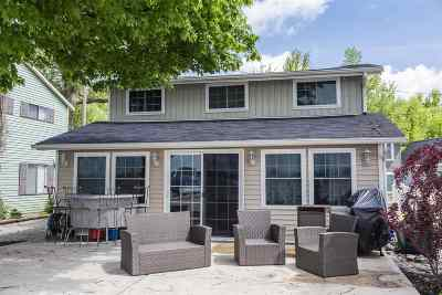 Manitou Beach Single Family Home For Sale: 3508 Round Lake Hwy