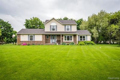 Brighton Single Family Home For Sale: 2134 Airway Dr