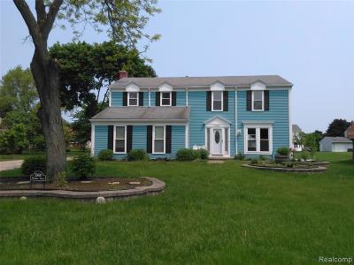 Farmington Hill Single Family Home For Sale: 35660 Vicksburg St