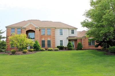 Plymouth Single Family Home For Sale: 51367 Plymouth Ridge Dr