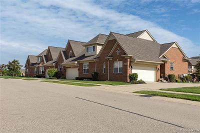 Canton Condo/Townhouse For Sale: 4533 Brookstone