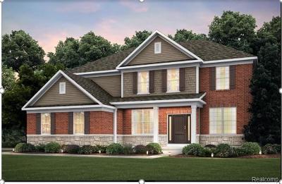 Canton Single Family Home For Sale: 8714 Elmont Cir