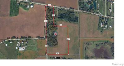 Chelsea MI Residential Lots & Land For Sale: $154,900