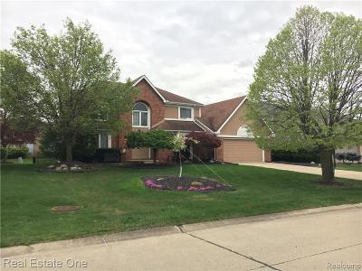Farmington Hill Single Family Home For Sale: 37725 Blossom Ln
