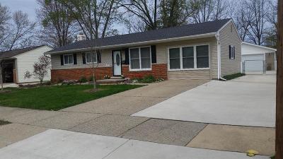 Plymouth Single Family Home For Sale: 120 Hartsough
