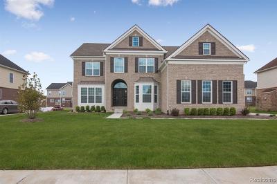 Canton Single Family Home For Sale: 2500 Fairmount Park Ln