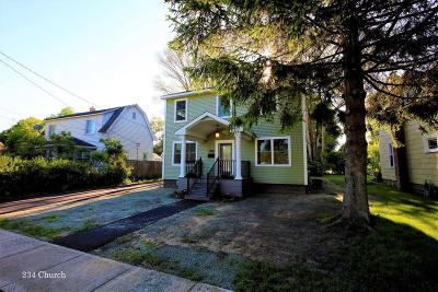 Milan Single Family Home Contingent - Financing: 234 Church St