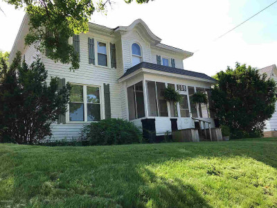Hillsdale Single Family Home Contingent - Financing: 108 S Broad St