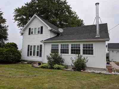 Lenawee County Single Family Home For Sale: 3641 S Sisson Hwy.