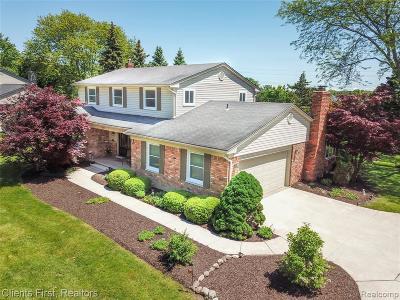 Farmington Hill Single Family Home For Sale: 21204 Eastfarm