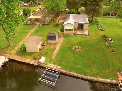 Single Family Home For Sale: 8918 Gittins St