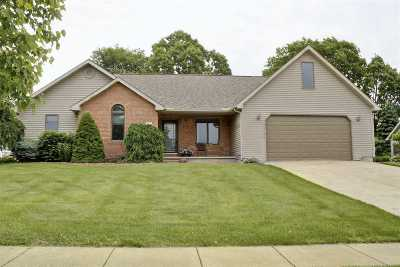 Lenawee County Single Family Home For Sale: 812 Stetson St