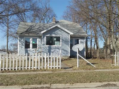 Single Family Home For Sale: 725 Maple St
