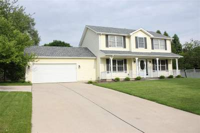 Lenawee County Single Family Home For Sale: 702 Derby Drive