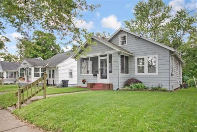 Jackson Single Family Home For Sale: 720 17th. St