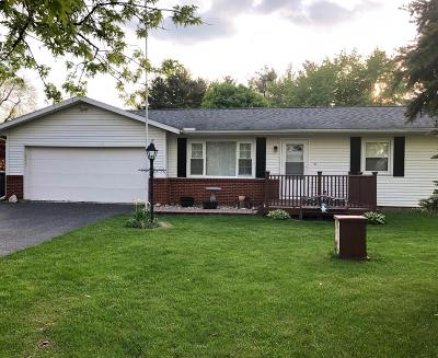 Lenawee County Single Family Home Contingent - Financing: 6564 Green Hwy