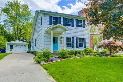 Ann Arbor Single Family Home Contingent - Financing: 3226 Edgewood