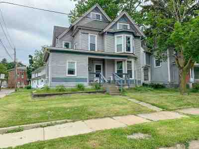 Lenawee County Single Family Home Contingent - Financing: 337 S Main