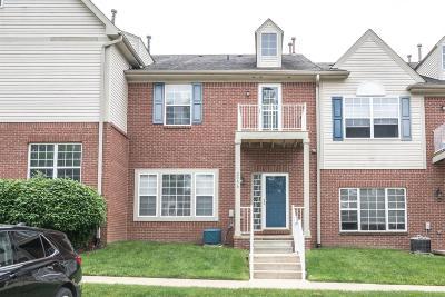 Ann Arbor Condo/Townhouse For Sale: 2056 Cloverly Ln