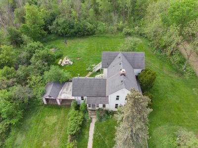 Ann Arbor Single Family Home For Sale: 3381 Tessmer Rd