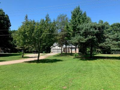 Washtenaw County Single Family Home For Sale: 1060 Barker Rd