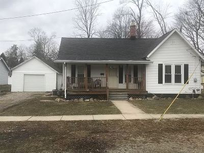 Lenawee County Single Family Home For Sale: 110 St Giles