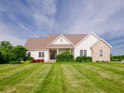 Lenawee County Single Family Home For Sale: 2340 Dinius Rd.