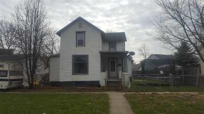 Lenawee County Single Family Home For Sale: 808 E Front