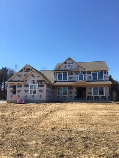 Dexter Single Family Home For Sale: 5535 Hartman Ct.