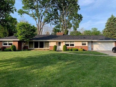Lenawee County Single Family Home For Sale: 103 River Dr