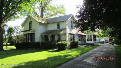Branch County Single Family Home For Sale: 330 S Willowbrook Rd