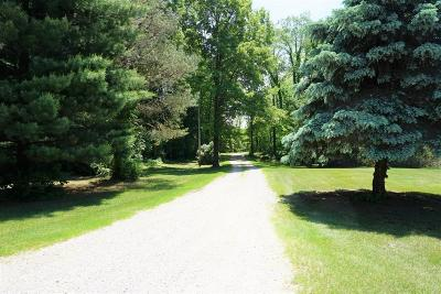 Hillsdale Single Family Home For Sale: 4746 Mauck Rd