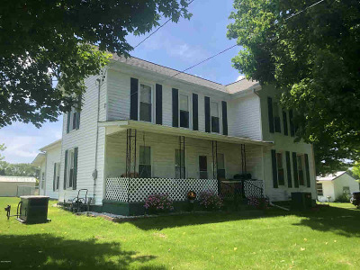 Single Family Home Contingent - Financing: 10711 S County Line Rd