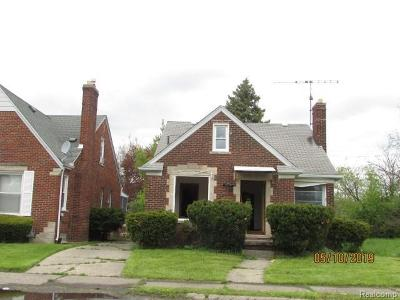 Single Family Home For Sale: 15077 Seymour St