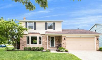 Washtenaw County Single Family Home Contingent - Financing: 1350 Wedgewood Cir