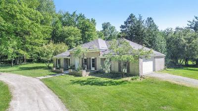 Washtenaw County Single Family Home For Sale: 2919 Parkridge Dr