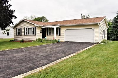 Lenawee County Single Family Home Contingent - Financing: 1109 Jane St