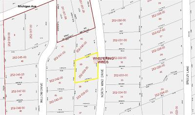Grass Lake Residential Lots & Land For Sale: 1308 North Wind