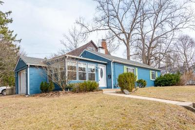 Ann Arbor Single Family Home For Sale: 202 Westwood Ave