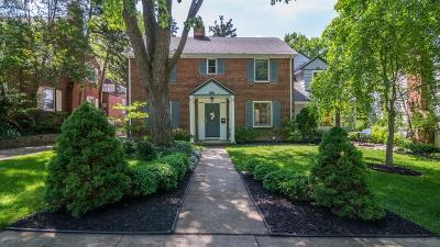 Ann Arbor Single Family Home For Sale: 1706 Morton Ave