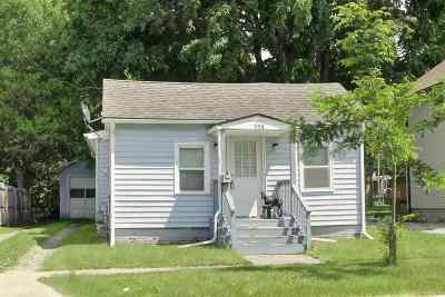 Lenawee County Single Family Home For Sale: 908 N Locust St