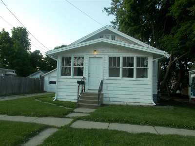 Lenawee County Single Family Home Contingent - Financing: 155 Bristol Street